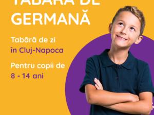 Tabără pentru copii in Cluj - Tabara de Germana - Didacto