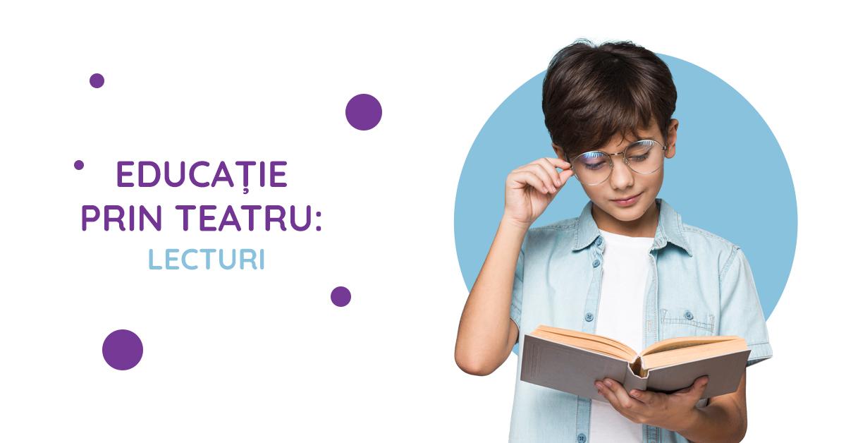Educație prin teatru – 5 metode și instrumente