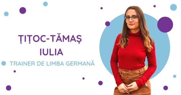 Interviu Trainer de limba germana Didacto-Iulia
