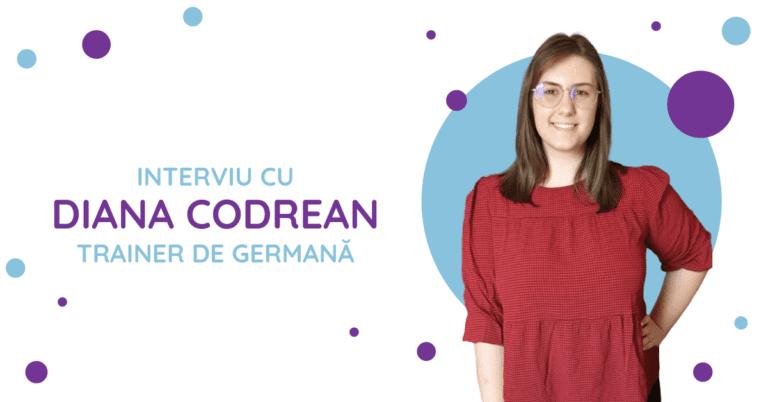Diana Codrean Trainer de germana pentru copii